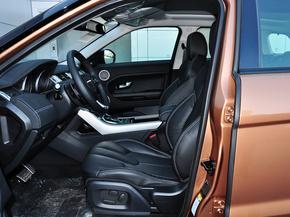 路虎  2.0T 驾驶席座椅正视图