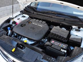 长安乘用车  1.6L 手动 发动机主体特写