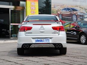东风雪铁龙  VTS版 1.6L 自动 车辆正后方尾部视角