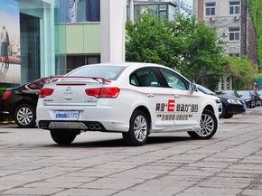 东风雪铁龙  VTS版 1.6L 自动 车辆右侧尾部视角