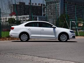 一汽-大众  改款 1.4T 自动 车辆正右侧