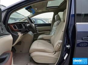 别克  2.4L 自动 副驾驶座椅正视图