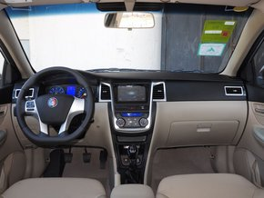 吉利汽车  1.5L 手动 中控台整体