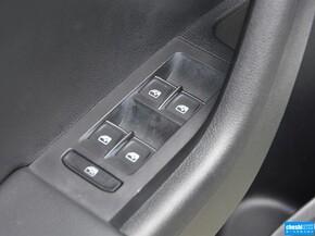 斯柯达  280TSI DSG 左前车门控制区特写