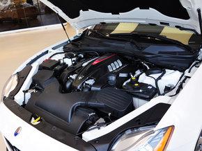 玛莎拉蒂 3.8t 发动机主体特写高清图片