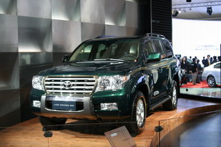 2007款4.7L ATGX-R