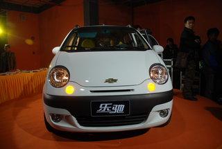 2008款0.8L 手动标准型