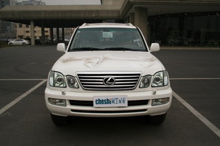 2006款LX470 4.7 AT美规顶配