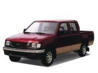 2009款QL1020NGDRD 4X2汽油皮卡