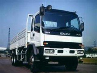 2009款FVR34P2 4X28吨底盘