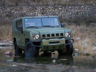 2008款2.7L 手动四驱汽油版 5门5座