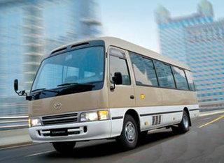 2009款柯斯达2.7 MTTRB53L-ZCMEK 豪华型汽油20座