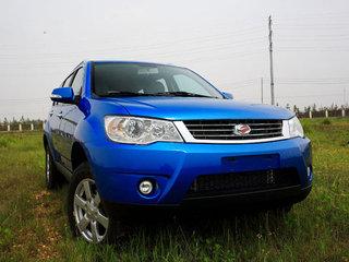 2009款2.4L 手动汽油4X4豪华型