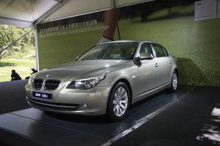 2010款525Li 2.5L领先型
