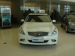 2010款G25 2.5L 自动豪华运动款