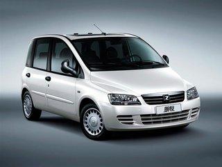 2010款1.6L 手动汽油基本型 6座