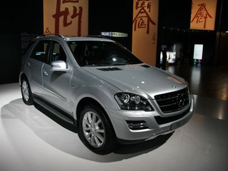 2010款ML300 3.5L4MATIC 5座