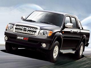 2010款威虎G3柴油 2.8 MT两驱豪华款