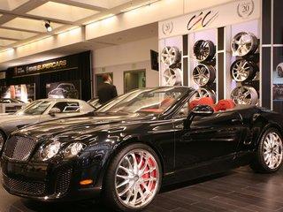 宾利 新Continental GT