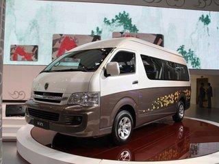 2011款大海狮 2.4 MT快运标准型