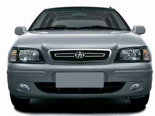2005款TJ7111AU 1.1 MT三厢三缸