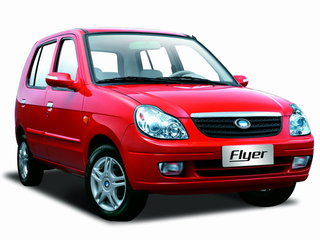 福莱尔 qcj7081bd 选装型 2003款 福莱尔汽车 比亚迪 高清图片
