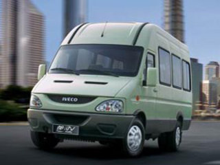 2010款都灵V A50 NJ6712TR 2.8 MT柴油