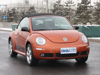 2010款新甲壳虫 1.8T AT墨橘豪华版