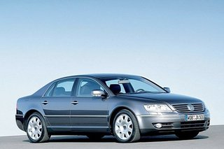 2007款辉腾Phaeton V6 3.2 AT/MT尊贵型
