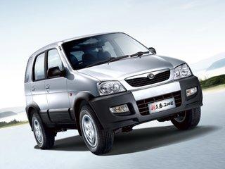 2009款众泰2008 1.3L MT标准版 5座