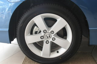 本田 思域 轮胎轮毂