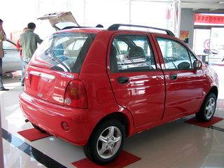 2007款0.8L AMT精英型