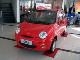 2007款0.8L AMT标准型
