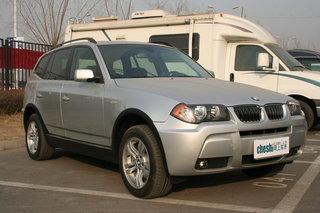 2009款2.5LxDrive25i豪华型 5座