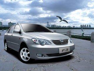 2007款F3 1.5L MT新白金版豪华型GLX-i