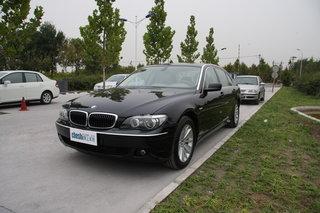 宝马(进口) 7系 2007款