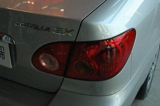 丰田 花冠EX 右尾灯部分