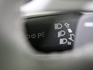 方向盘左侧控制杆
