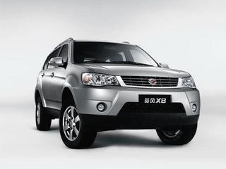 2011款2.4L 手动汽油4X4导航版 5座