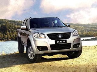 2012款柴油 2.8T 手动公务版尊贵型 小双两驱