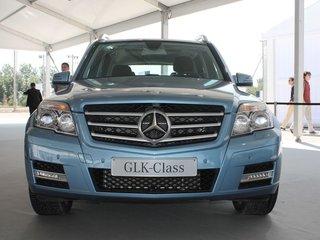 2012款GLK300时尚型 5座