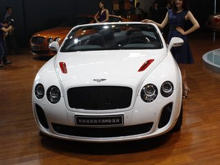 2012款4.0TGT V8