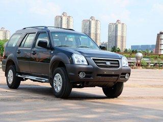 2013款2.8T 手动柴油版 5座