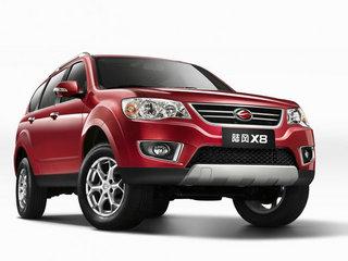 2012款2.4L 手动探索版汽油4X4豪华型 5座