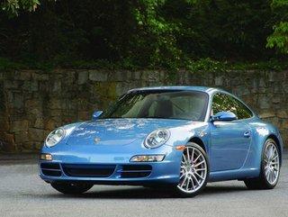 2006款 911 卡雷拉 4S