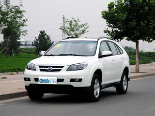 2012款2.4L 自动尊享型 5座
