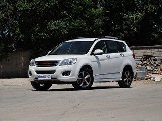 2013款升级版 2.4L 自动两驱 尊贵型 5座