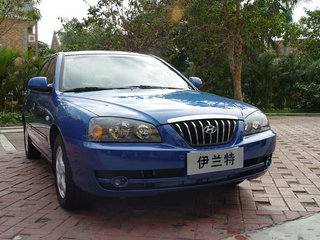 2005款1.6L 自动 GLS豪华型