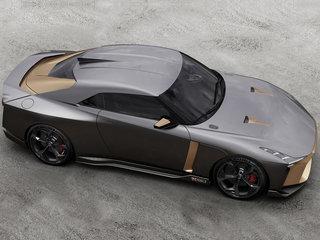 日产GT-R图片