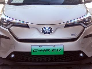 丰田C-HR EV图片